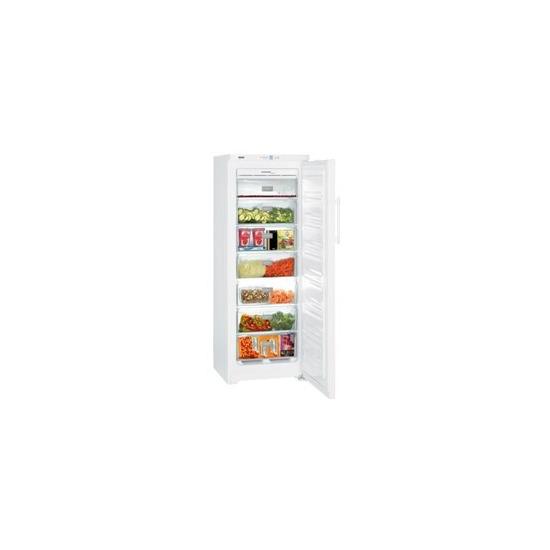 Liebherr GNP2713 Nofrost White Freestanding Freezer