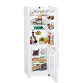 Liebherr CP3413 182x60cm White Freestanding Fridge Freezer Reviews