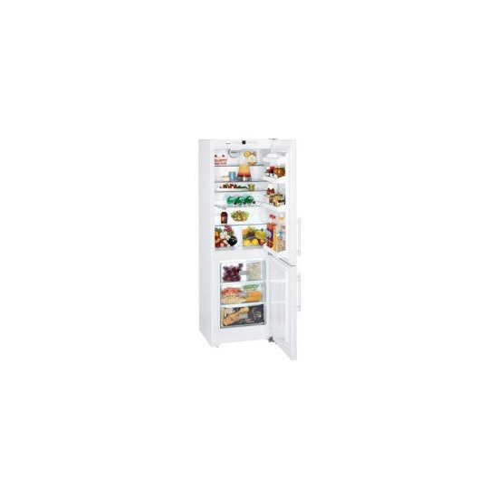 Liebherr CP3413 182x60cm White Freestanding Fridge Freezer