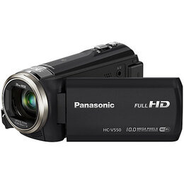 Panasonic HC-V550 Reviews