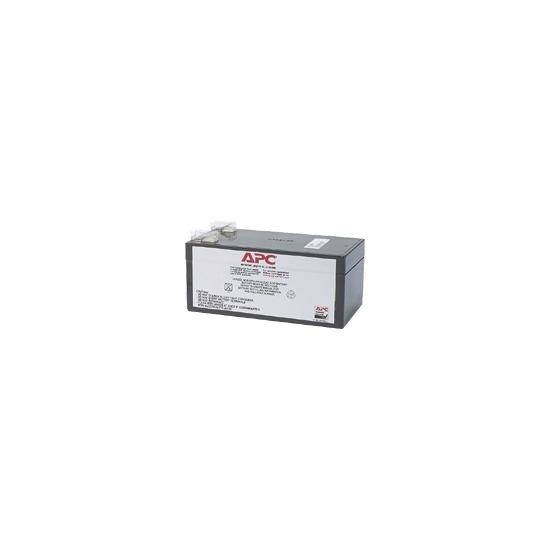 APC Replacement Battery Cartridge #47 - UPS battery - 1 x Lead Acid  3200 mAh