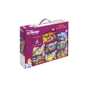Photo of Disney Puzzle Box - 8 Jigsaws Toy