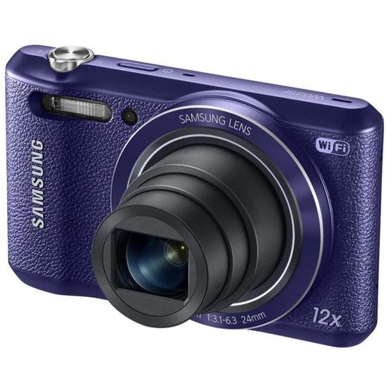 Samsung WB35F Black Camera Kit inc 8GB Micro SD Card and Case