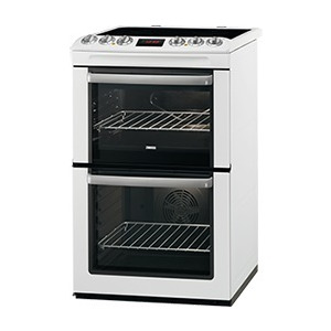 Photo of Zanussi ZCV551MWC Cooker