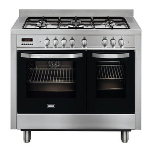 Photo of Zanussi ZCK18307XA Cooker