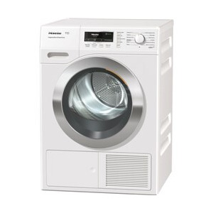Photo of Miele T1 ChromeEdition TKR350WP  Tumble Dryer