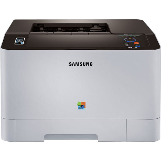 Samsung NFC wireless SL-C1810W colour laser printer