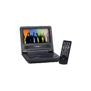 Photo of Technika PDVD7AB Portable DVD Player