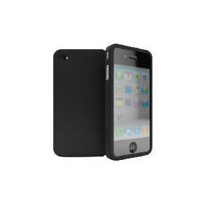 Photo of Cygnett Second Skin Black - iPhone 4 Mobile Phone Accessory