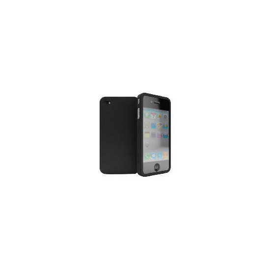 Cygnett Second Skin Black - iPhone 4