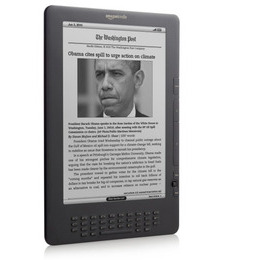 Amazon Kindle DX Graphite (2nd generation) Reviews