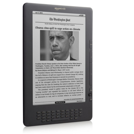 Amazon Kindle DX Graphite (2nd generation)