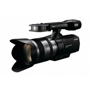 Photo of Sony NEX-VG10 Camcorder