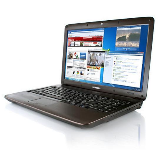 Samsung R540-JA02UK