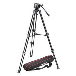 Manfrotto 500 Twin Leg Video Reviews