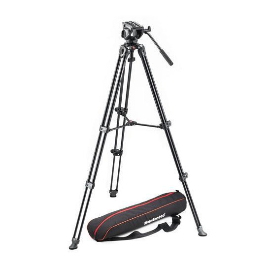 Manfrotto 500 Twin Leg Video
