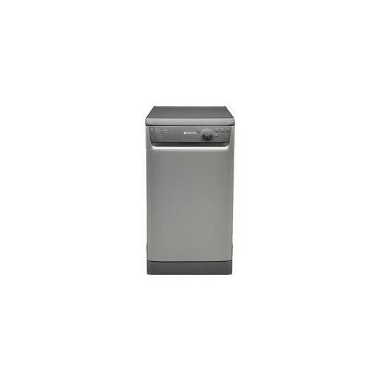 Hotpoint Ultima SIUF32120X Slimline Dishwasher Stainless Steel