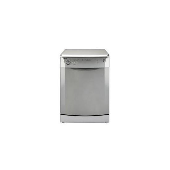 Beko DL1243APS Fullsize Dishwasher Silver