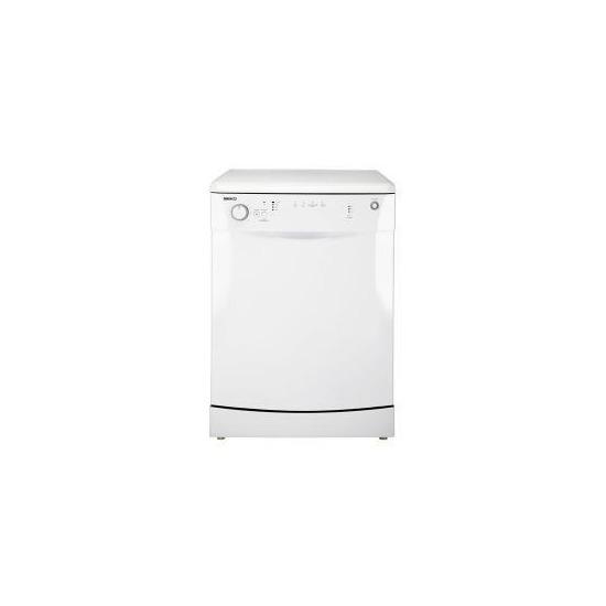 Beko DL1243APW Fullsize Dishwasher