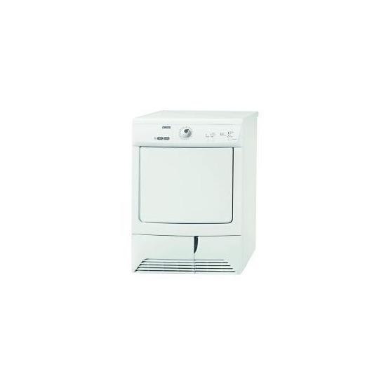 Zanussi ZDCB37209W Condenser Tumble Dryer