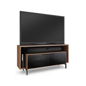 Photo of BDI Cavo 8168 Natural Walnut TV Stand TV Stands and Mount