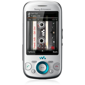 Photo of Sony Ericsson Zylo Mobile Phone