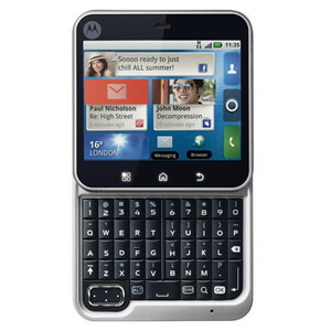 Photo of Motorola Flipout Mobile Phone