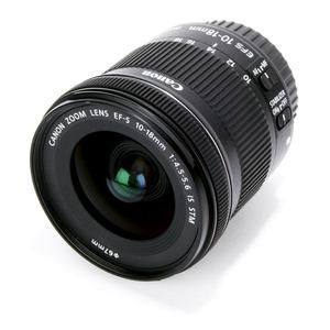 Photo of Canon EF-S 10-18MM F/4.5-5.6 IS STM Lens Lens