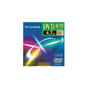 Photo of DVD-RAM 4.7GB Type 2 Disc Pack Of 5 DVD RAM