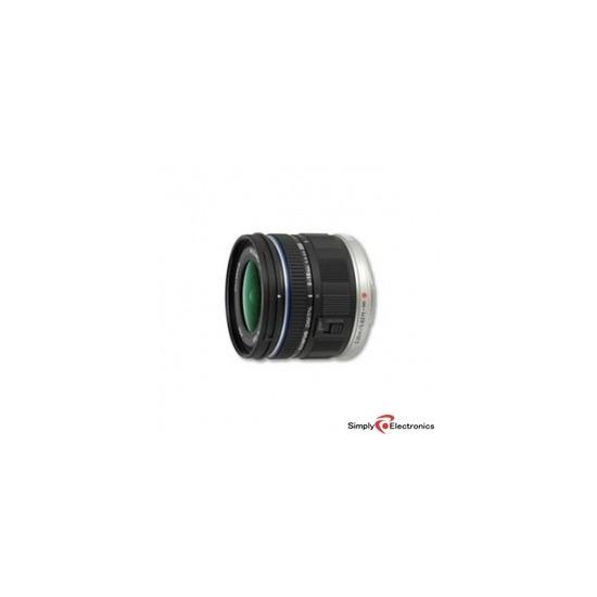 Olympus M.Zuiko Digital ED 9-18mm 1:4.0-5.6 / EZ-M918 Camera Lens - Black