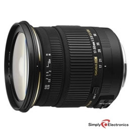 Sigma 17-50mm f2.8 EX DC OS HSM (Canon mount) Reviews