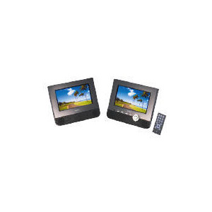 Photo of Technika Twin PDVDTWINSS10 Portable DVD Player