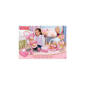 Photo of Fisher Price My Baby Deluxe Playset Toy