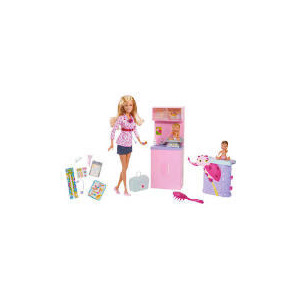 Photo of Barbie I Can Be A Baby Doctor Toy