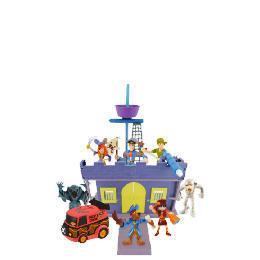 Scooby Doo Haunted House Mansion Playset Reviews