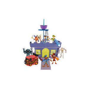 Photo of Scooby Doo Haunted House Mansion Playset Toy