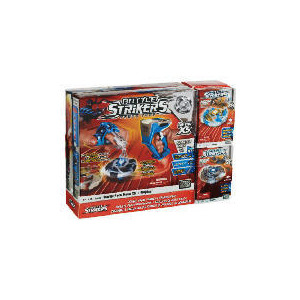 Photo of Battle Strikers Starter Set Twinpack Toy