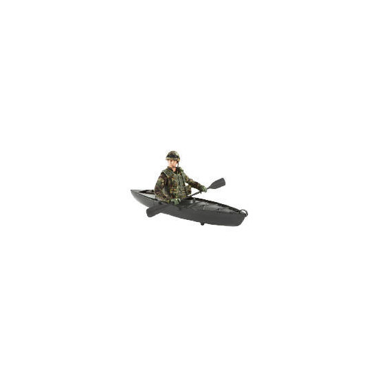 H.M. Forces Commando Stealth Operations Set