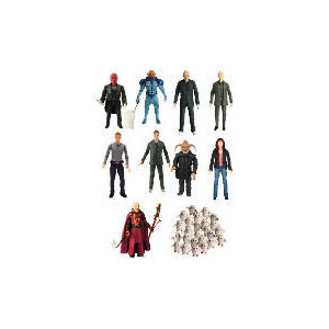 Photo of Doctor Who Triple Pack Figure Assortment Toy