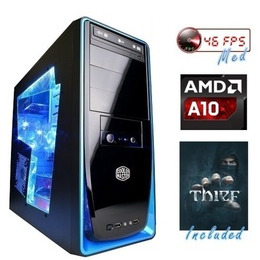 Cyberpower Quad Commando Pro Gaming PC Reviews