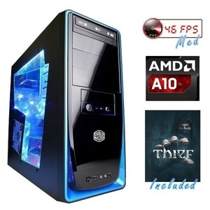 Photo of Cyberpower Quad Commando Pro Gaming PC Desktop Computer
