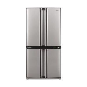 Photo of Sharp SJF740STSL Fridge Freezer