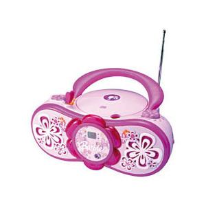 Photo of Barbie RCD150BB 01 CD Player