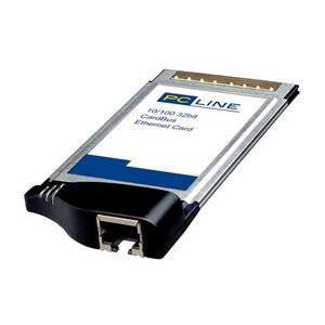 Photo of PC Line PCL-NW400 10/100 32BIT Cardbus Ethernet Card Ethernet Adapter