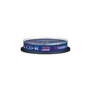 Photo of Verbatim CDR 52X 10 Spin CD R