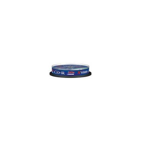 Verbatim CDR 52X 10 Spin
