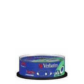 Verbatim CDR 52X25 P K Spin Reviews