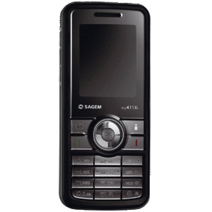 Photo of Sagem MY411V Mobile Phone