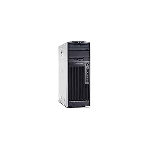 Photo of HP Workstation XW6400 - MT - 1 X Quad-Core Xeon E5345 / 2.33 GHZ - RAM 2 GB - HD 1 X 250 GB - DVD?RW (+R Double Layer) - Gigabit Ethernet - Vista Business - Monitor : None Desktop Computer