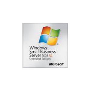 Photo of Microsoft Windows Small Business Server 2003 R2 Standard Edition Software